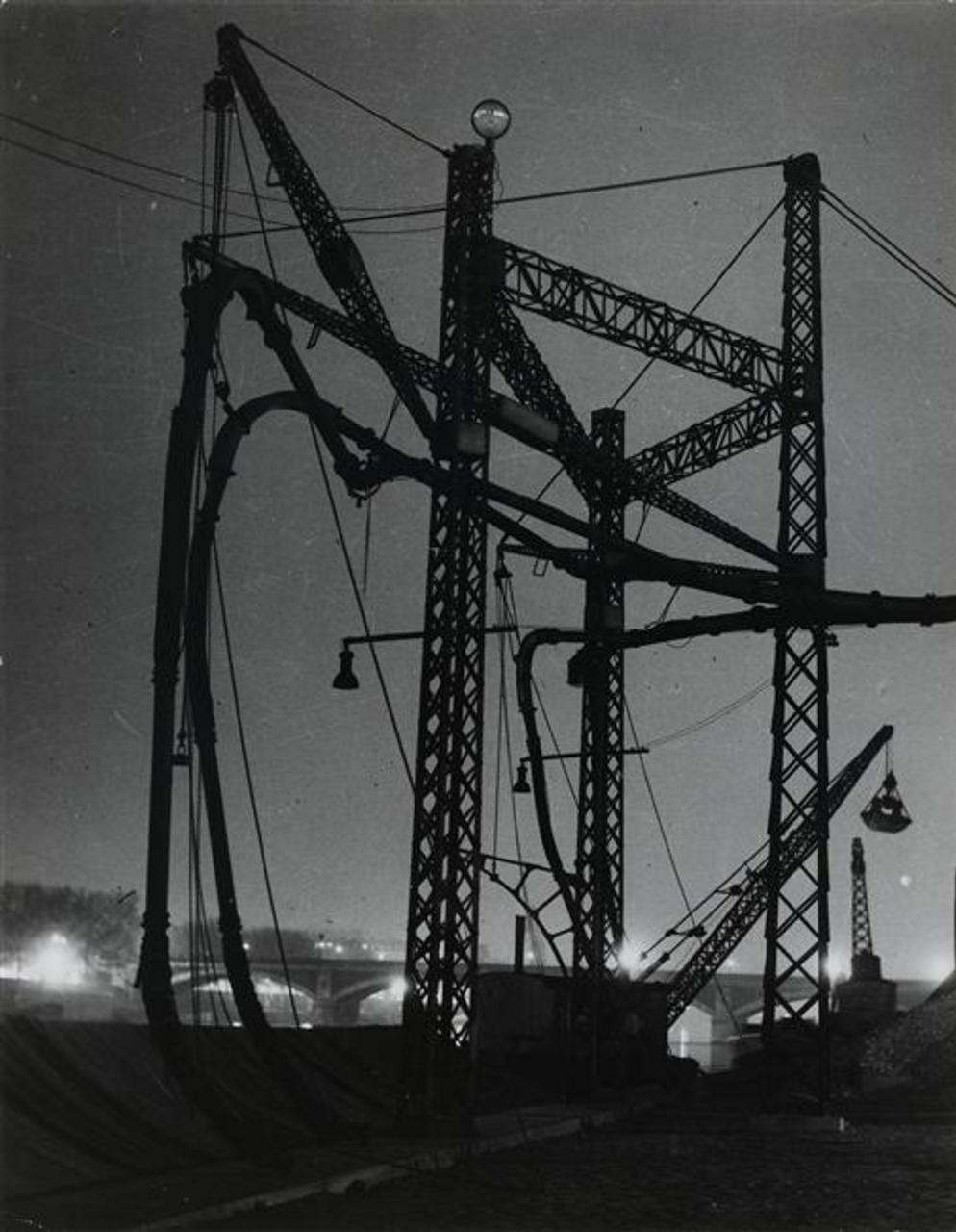 1930-е. Набережная Вокзала