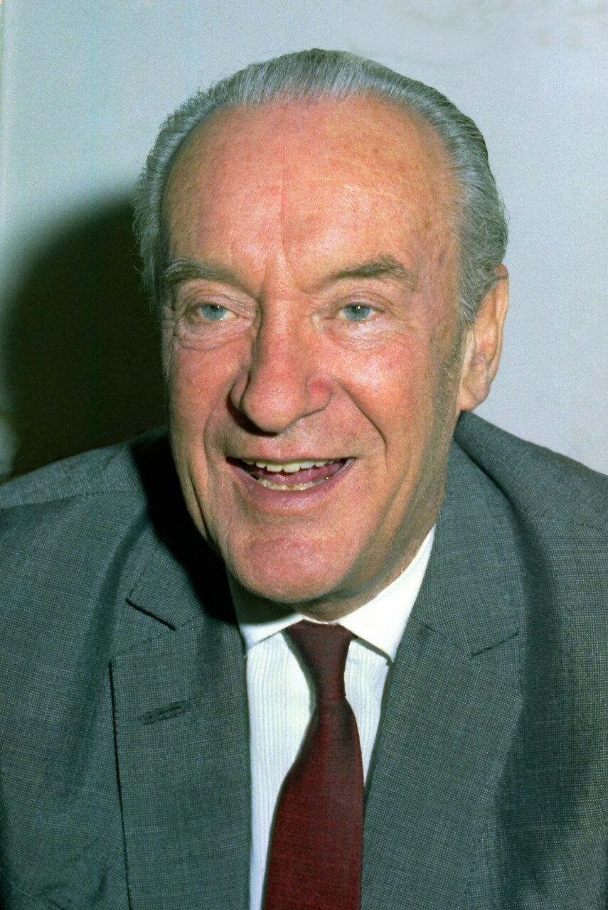 Джордж Сандерс (1972)