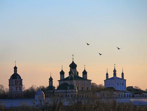 Горицкий Успенский монастырь.Переславль-Залесский.