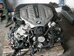 Двигатель N63B44A 4.4 л, 408 л/с на BMW. Гарантия. Из ЕС.