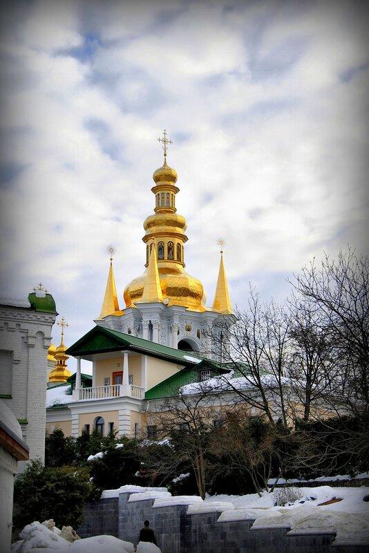 В Киево - Печерской Лавре