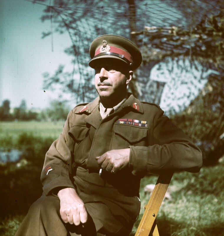 Lieutenant-General Henry Graham