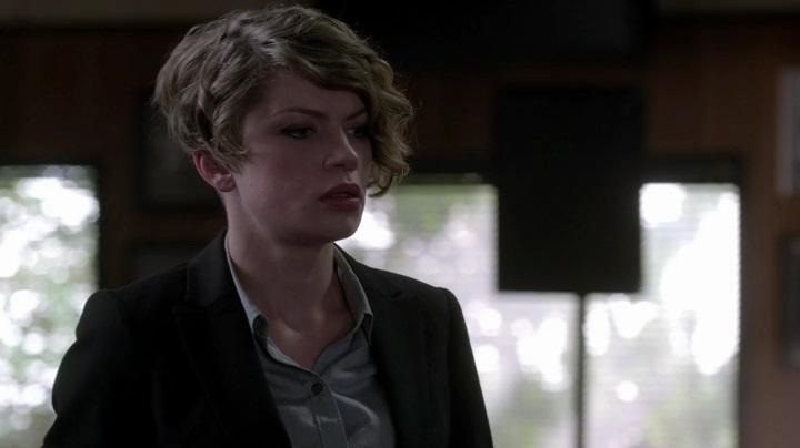 Актеры и персонажи эпизода 10.02 Reichenbach
