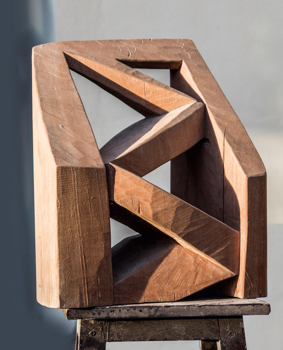 скульптура лестница