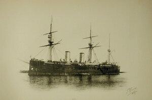 Вид судна Дмитрий Донской