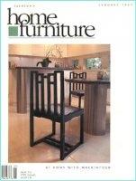 Журнал Home Furniture №9 January 1997