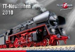 Журнал Tillig Bahn. 2010 TT-Neuheiten