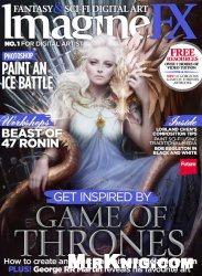 Журнал ImagineFX Magazine May 2014