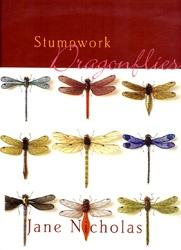 Книга Stumpwork Dragonflies