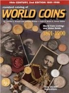1999 Standard Сatalog of World Coins 1801-1900, 2 Edition