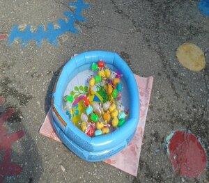 «День воды» в детском саду № 71