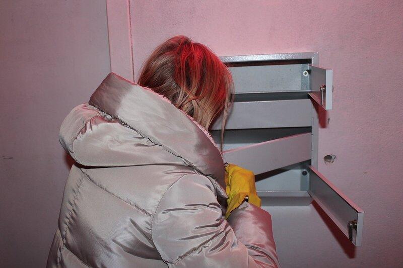Открываем почтовые ящики - Логово ББ - Побег из комнаты в Кирове