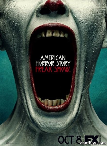 Американская история ужасов. Фрик-шоу / American Horror Story - Полный 4 сезон [2014, WEB-DLRip | WEB-DL 1080p] (LostFilm | Amedia)