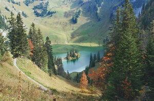 Осень в царстве гор