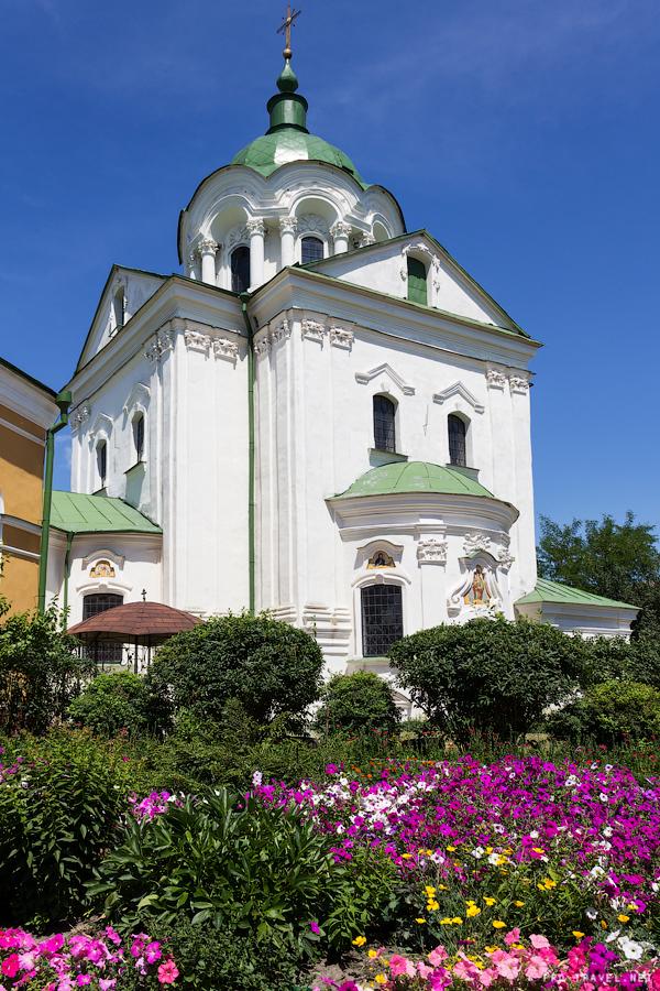 Киев Православный. Монастырь на Падоле