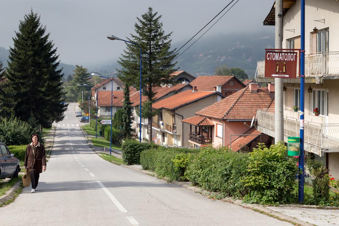 Улица в Ариле
