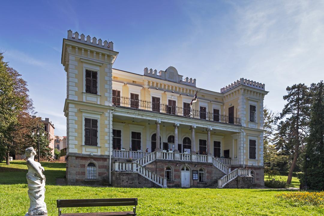 Замок Белимаркович