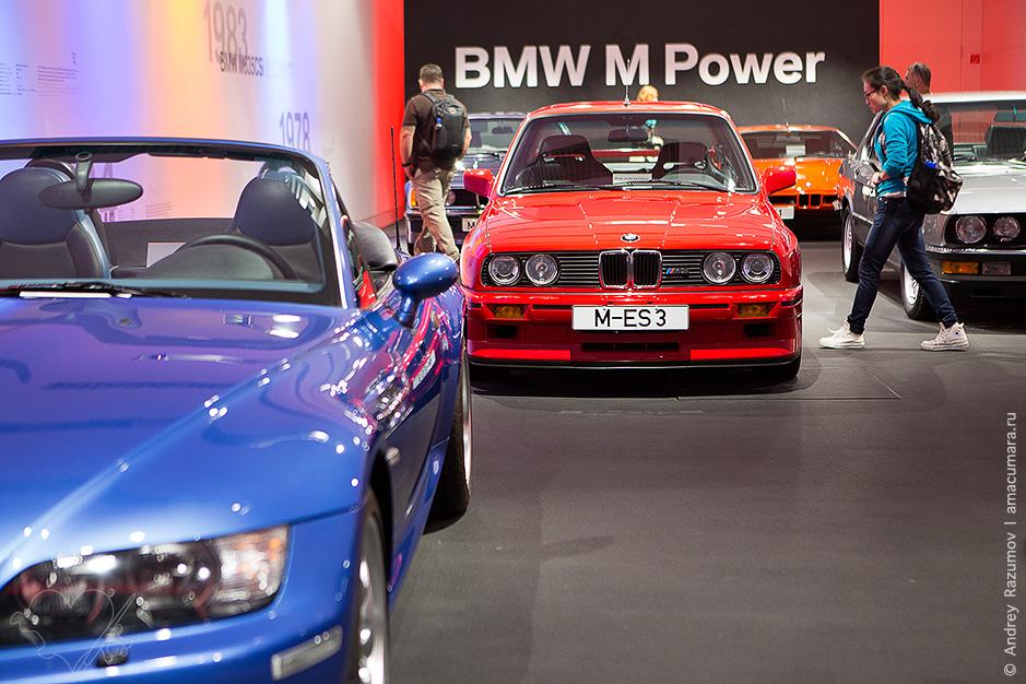 Мюнхен Бавария Музей BMW