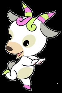 Коза, овца, бараны