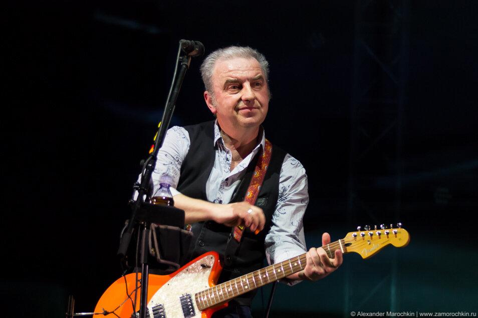 Владимир Шахрин (Чайф) в Саранске 16.04.2015