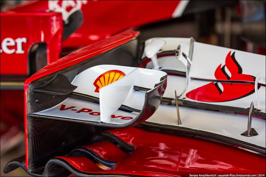 Машина Формулы-1. Как это сделано?