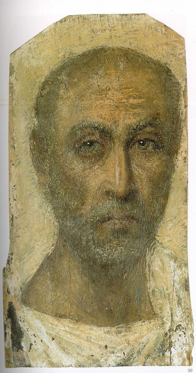 Портрет грека