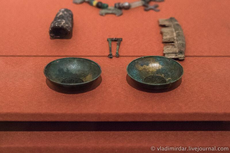 Весы. Раннехристианские погребения и комплексы с христианской символикой.