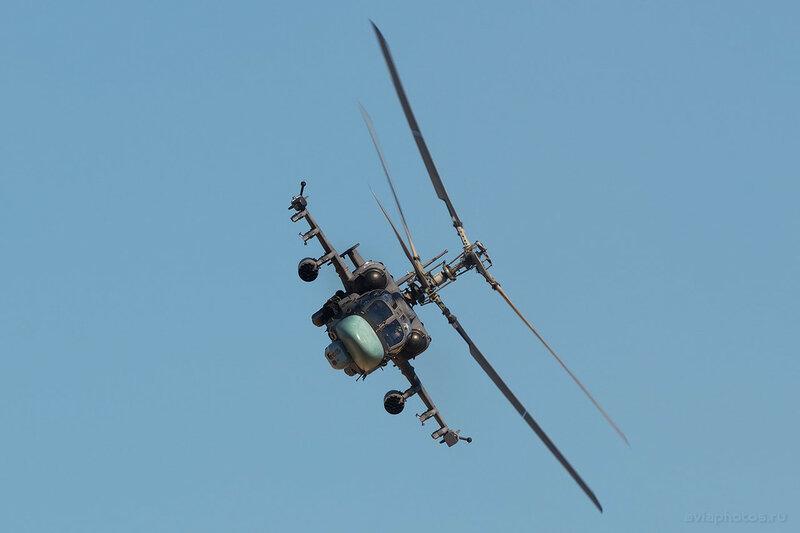 Камов Ка-52 (RF-91336 / 44 белый) ВКС России 1270_D806470