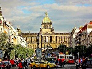Столица Чехии - красавица Прага.