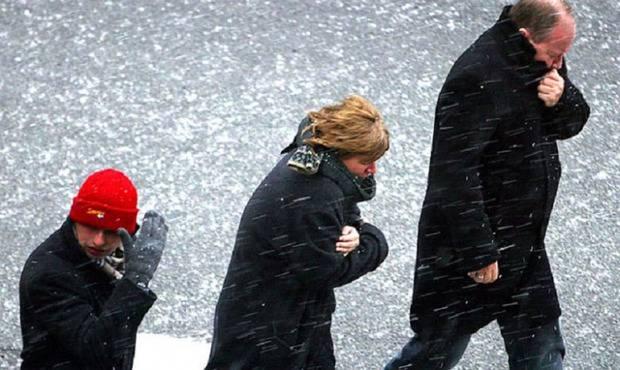 Тепла больше не будет: До выходных всю Украину покроет снегом