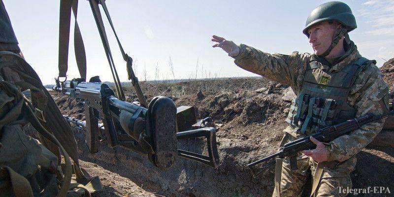 За минувшие сутки боевики 20 раз открывали огонь по позициям ВСУ, применяя 82-мм минометы, гранатометы и БМП, - штаб