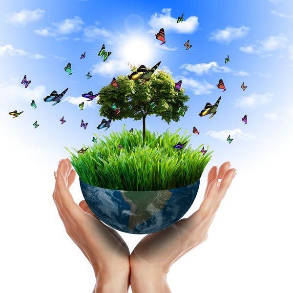 5 июня - Всемирный день охраны окружающей среды!