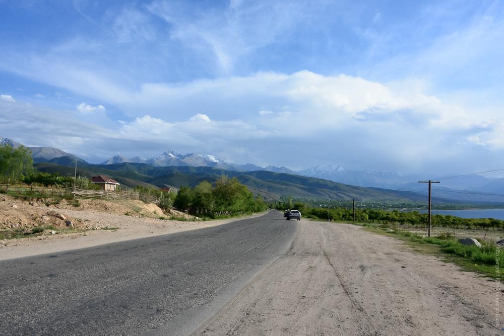 Тамга, Иссык-Куль
