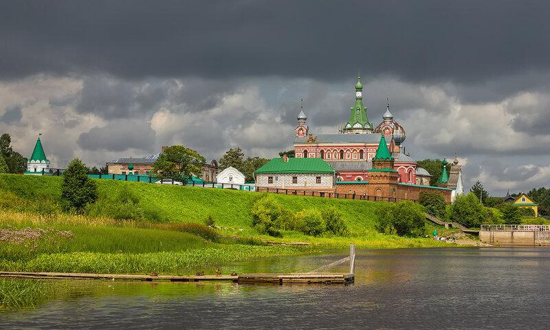 Староладожский Никольский мужской монастырь