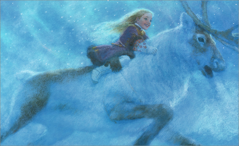 Кристиан Бирмингем, Снежная королева