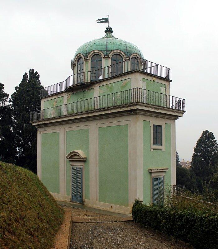 Florence. Palazzo Pitti garden