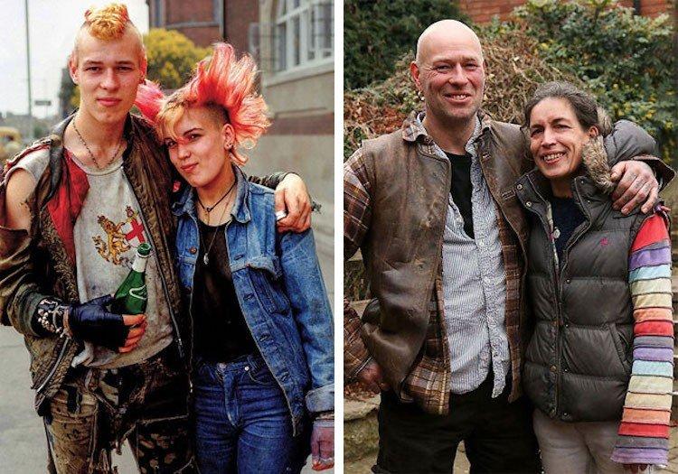 Что с нами делает время: фотограф разыскал людей, которые позировали ему на улицах десятки лет назад
