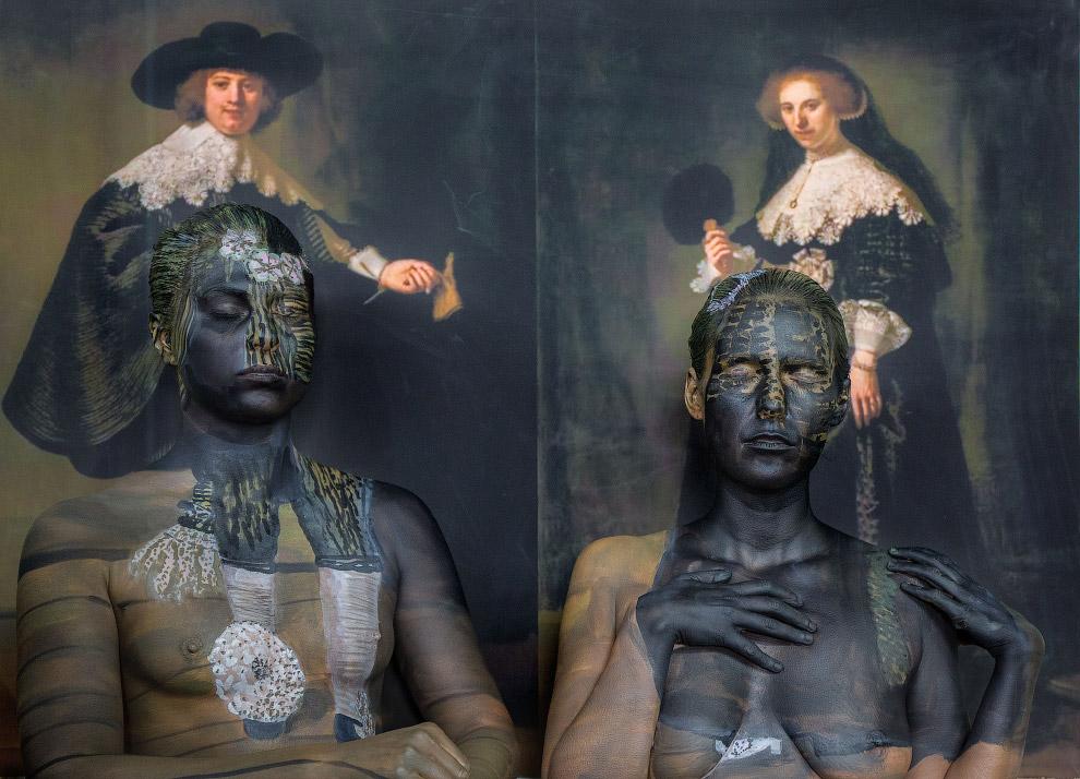 14. Картина «Крик» Эдварда Мунка (4-я картина серии), 1893–1910. была продана в 2012 году за 12