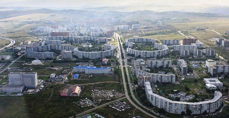 5. Самые густонаселенные районы Красноярска Когда смотришь на самые густонаселенные районы Красноярс