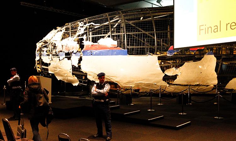 МИДРФ разъяснит нидерландскому послу критику Россией расследования поMH17