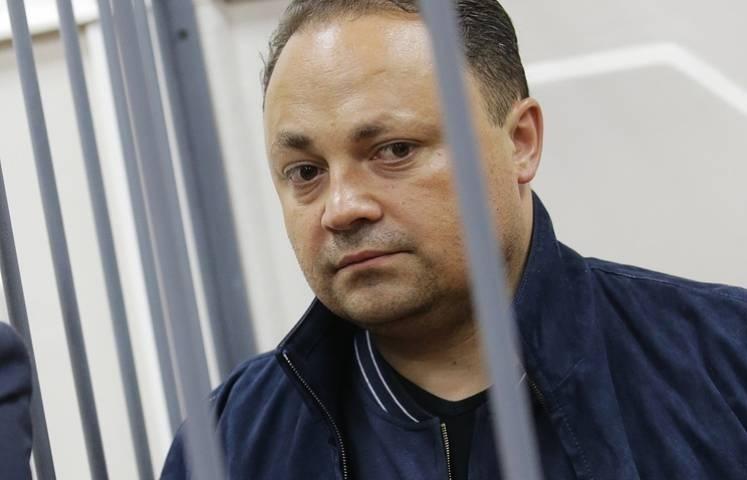 Законность содержания под стражей главы города Игоря Пушкарева 26декабря рассмотрит Мосгорсуд