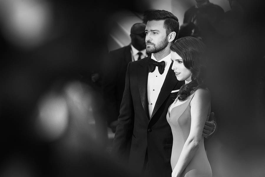 Black & White Portraits of Celebrities at Cannes Festival 2016