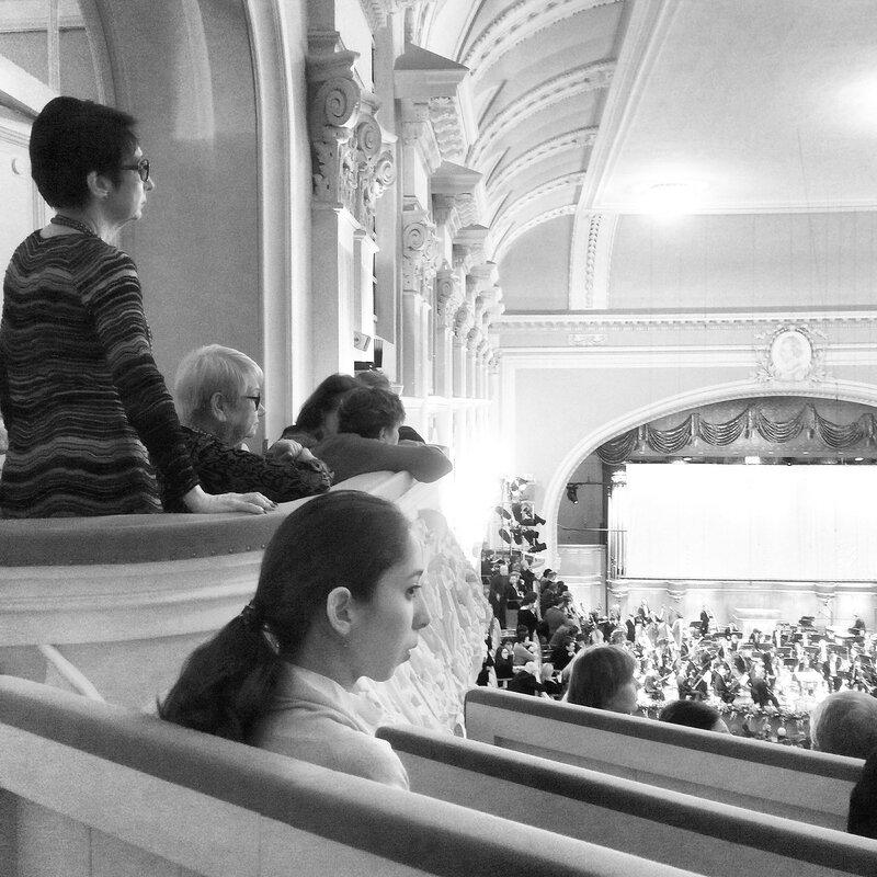 Восьмой фестиваль Ростроповича