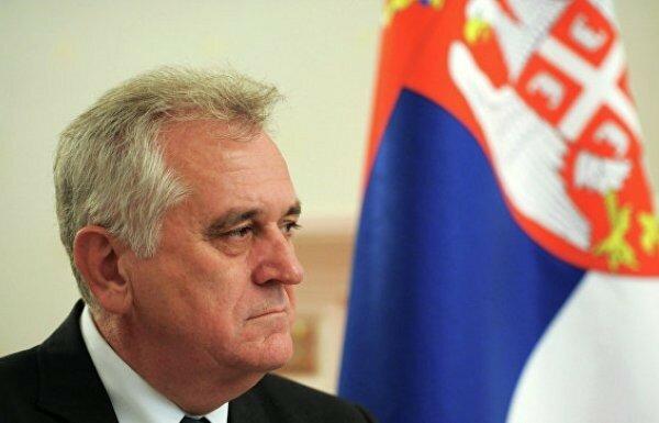 Сербия, Томислав Николич, президент