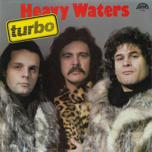 1113-3839 H. Turbo. Heavy Waters / mp3, 320