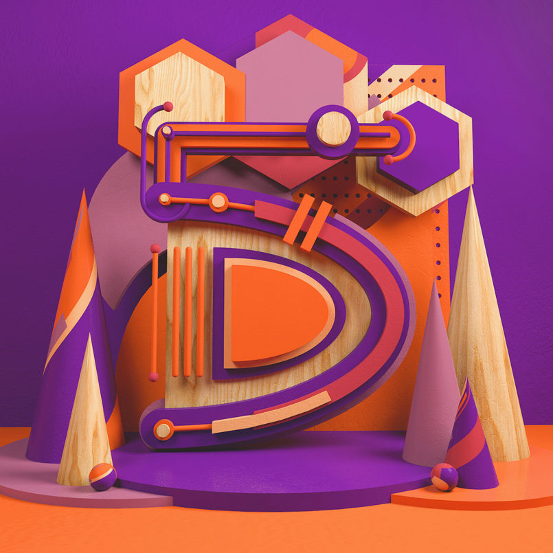 Creative Typography by Carlo Cadenas