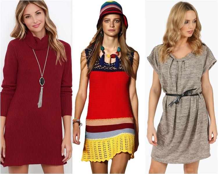 Модные короткие платья 2016 фото 11