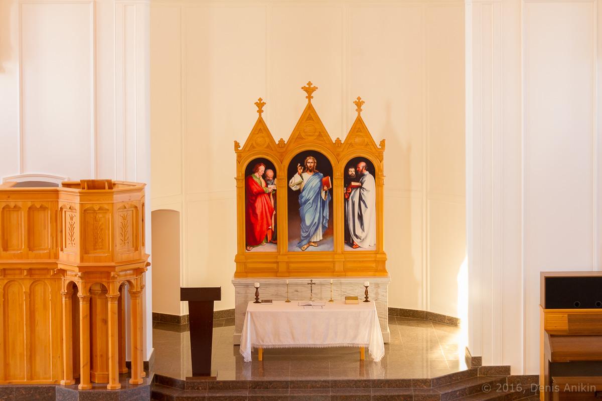 Лютеранская церковь Цюрих - Зоркино фото 18