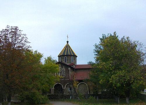 Часовня Святого Пантелеймона
