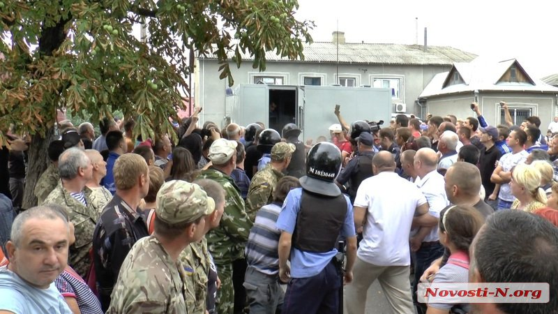 Прокуратура начала досудебное расследование факта смерти мужчины во время задержания полицией под Николаевом - Цензор.НЕТ 3615